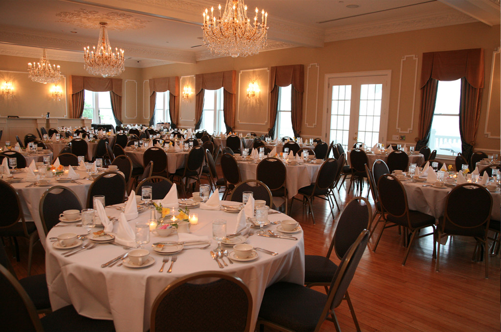 Business Venue-Ballroom dinner