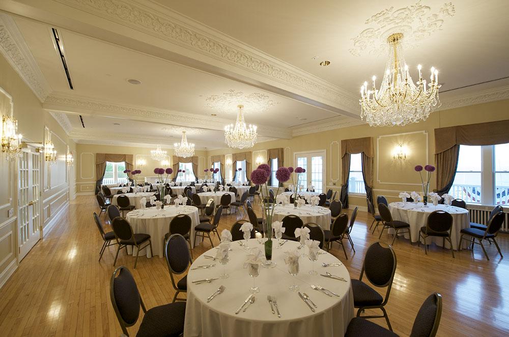Business Preferred Partners Ballroom Dinner